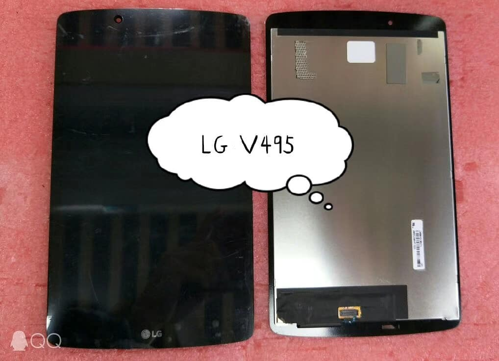 Acer A200 Lcd Screen 168 Heshunyi