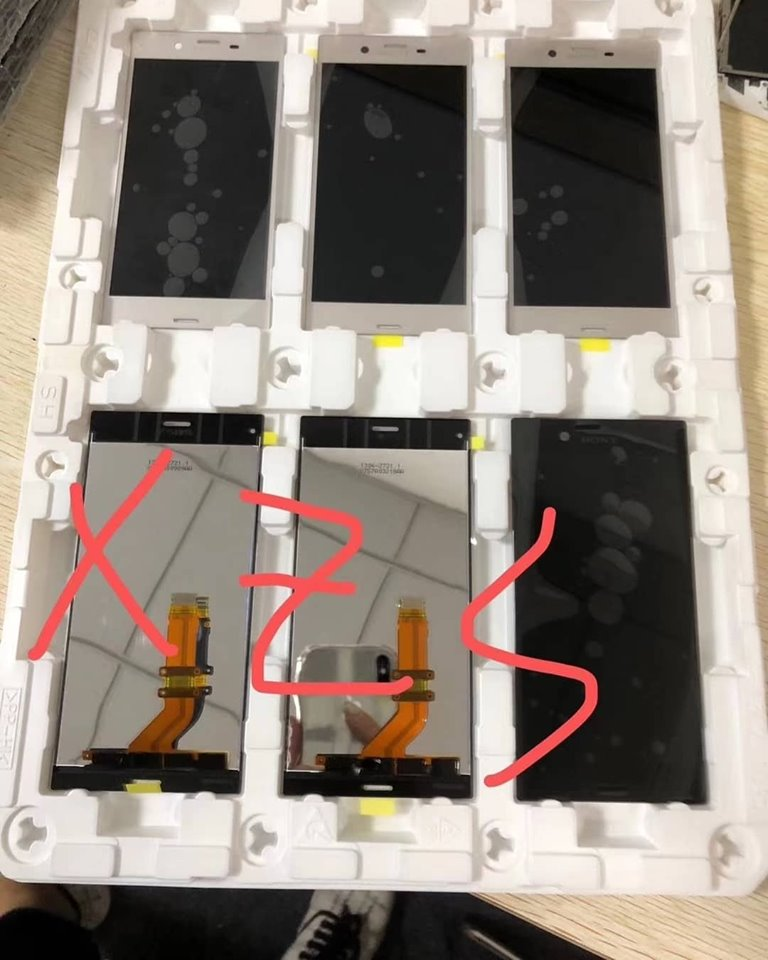 Iphone Xs Max Touch Screen 124 Heshunyi