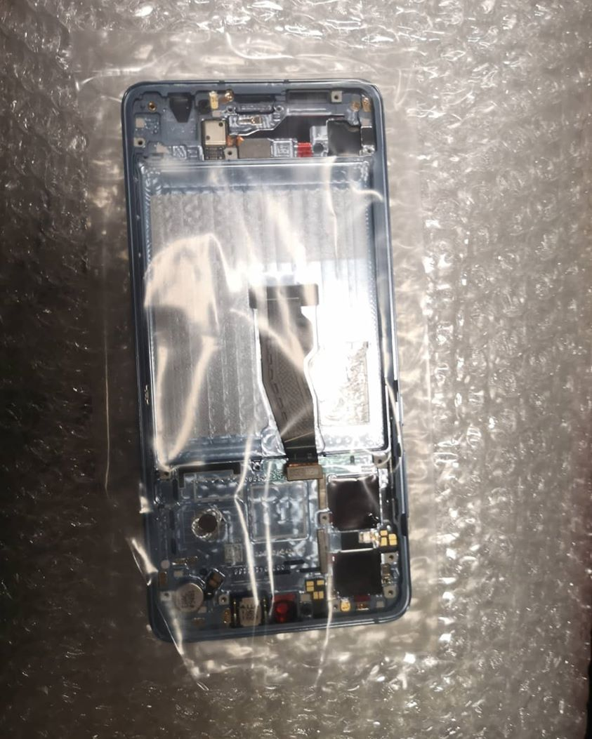 iphone 6 plus Battery Back Cover Housing Rear Frame With Spare Parts 80 Heshunyi