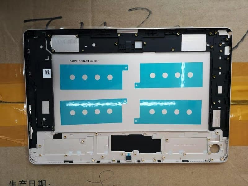 iphone 5s Battery Back Cover Housing Rear Frame With Spare Parts 88 Heshunyi
