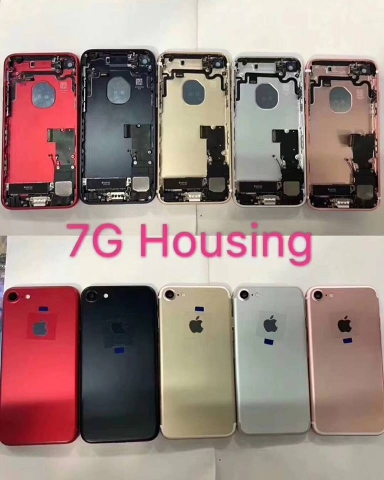 iphone 7 Back Cover Housing 46 Heshunyi