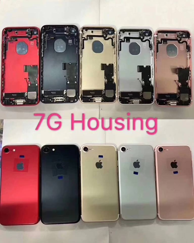 iphone 8 plus Back Cover Housing 152 Heshunyi