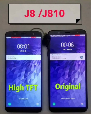 Acer Liquid Z3 Z130 LCD Screen 64 Heshunyi