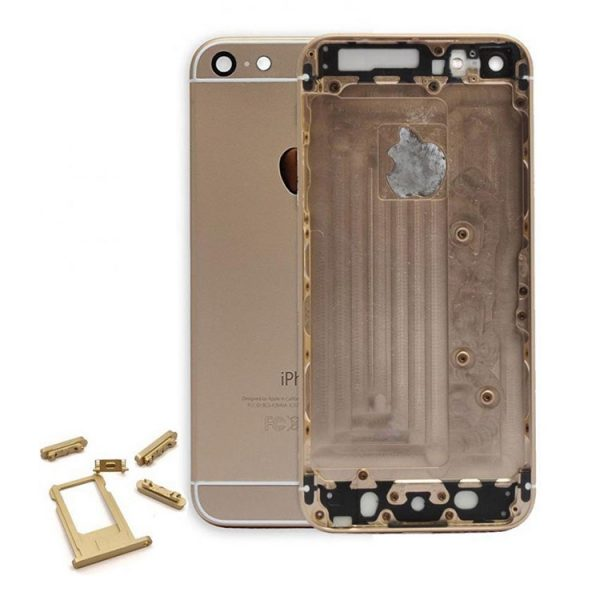 iphone 6 plus Battery Back Cover Housing Rear Frame With Spare Parts 1 Heshunyi