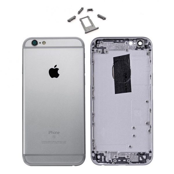 iphone 6s Battery Back Cover Housing Rear Frame With Spare Parts 1 Heshunyi